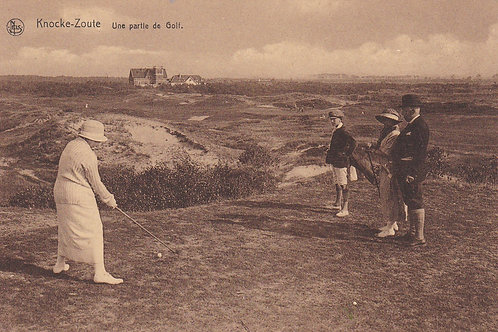 Knocke-Zoute Links Ref.2187a C.Ea 1900s