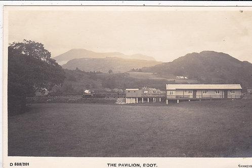 Boot Pavilion,Cumbria Ref.080
