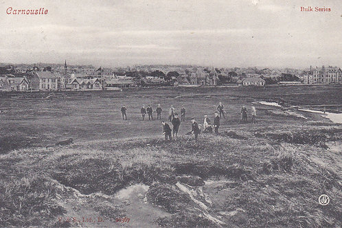 Carnoustie Golf Links Ref 1106 C.1906