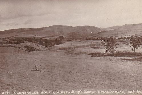 Gleneagles Kinks Course,Heich O'Fash C.1920s