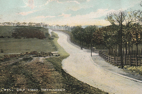 Bulwell Golf Course, Nottingham Ref.2479 C.1907