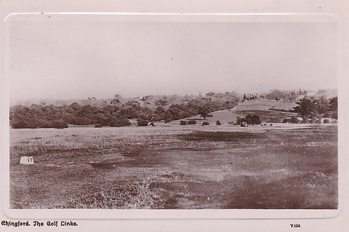 Chingford Golf Links Ref.1847 C.1911