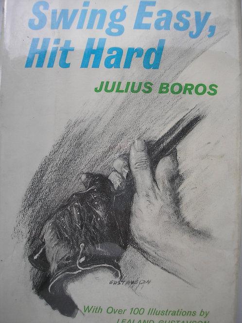 Julius Boros SIGNED Instructional Ref.319