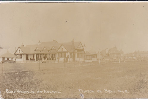Frinton-on-Sea Golf Pavilion Ref.038 C.pre 1910