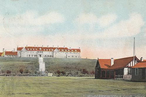 Turnberry Golf Pavilion & Hotel Ref.2316a C.pre 1910
