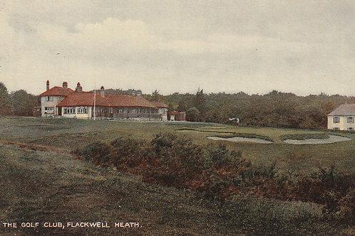 Flackwell Heath Golf Club House Ref.2466