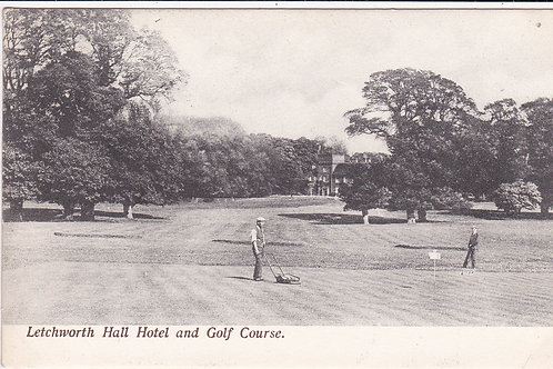 SOLD>Ref.1256.Letchworth  Golf Course/Hotel Ref 1256 C.1907
