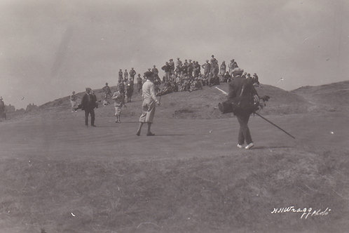 SOLD>Ref.486.Hoylake Golf Links.Ref 486. C.Early 1900s