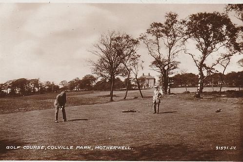 Colville Park Golf Course Ref.2398 C.1920s