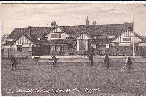 James Braid at Walton Heath C.Ea 1900s Ref.316