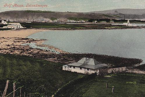 Larne Golf Club Pavilion C.Pre 1900 Ref.2097a