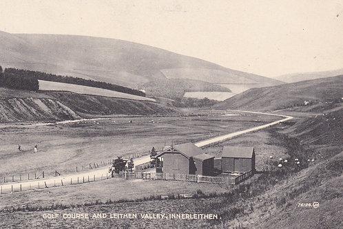 Innerleithen Golf House & Links Ref.956 C.1914-18