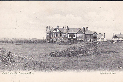 St.Annes-on-Sea Golf House C.1905 Ref.1744
