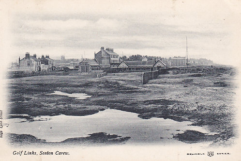 Seaton Carew Golf Links.Ref 700. C.1908