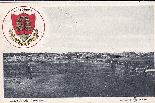 Carnoustie Golf Links. Ref 1143 C.1909