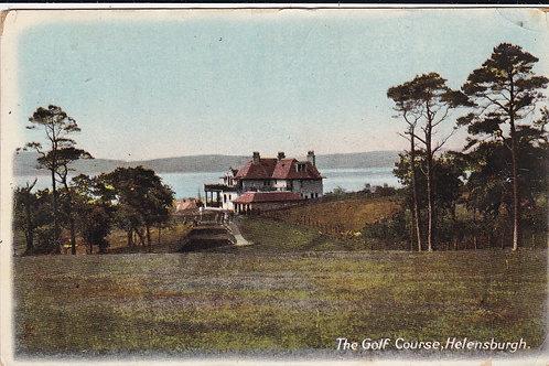 Helensburgh Golf House Ref.271 C.Pre 1915