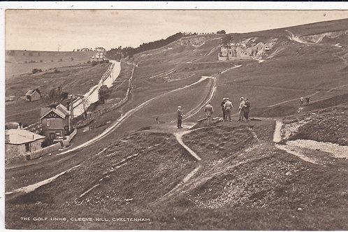 Cleeve Hill Golf Links Ref 1285 C.Early 1900