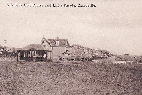Carnoustie Auxillery Course C.Ea 1900s Ref.780a