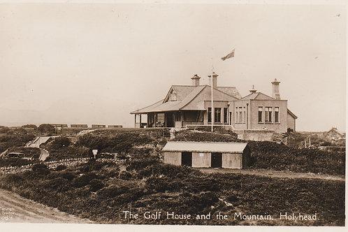 Holyhead Golf Club House.Ref 847. C.1920s  ?