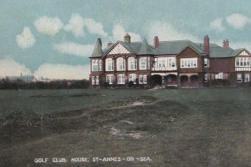 SOLD>Ref.1071.St.Annes Club House Ref 1071.C.1919
