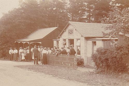 Melrose Golf Pavilion C.Ea 1906 Ref.1276a