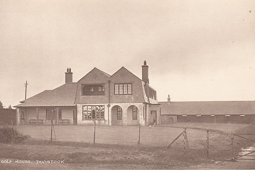Tavistock Golf Club House Ref.1210  C.1915
