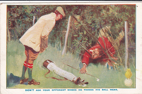 Comic Golf PC Ref.211 C.19