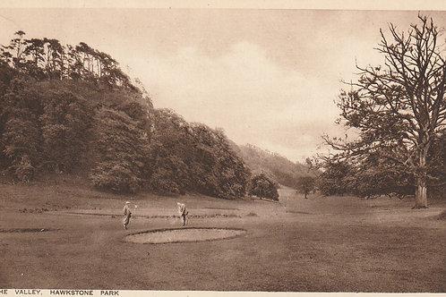 Hawkstone Park Valley Course Ref.2690 1920-30
