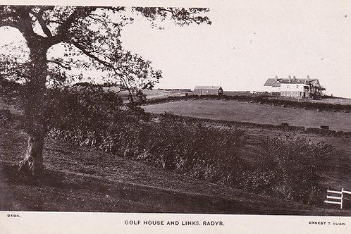 Radyr Golf Club House Ref 919 C.19--