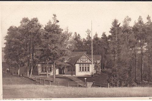 Pitlochry Golf Pavilion C.Pre1914 Ref.1729