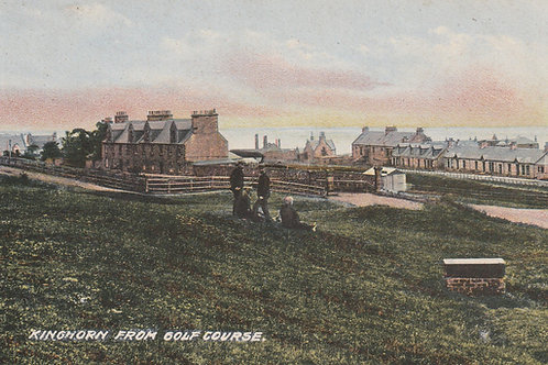 Kinghorn Golf Course,Fife Ref.2664 C.1905-10