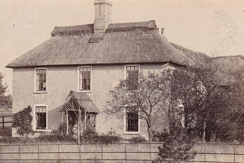 Worlington (Red Farm) Club House.Ref 901. C.1906
