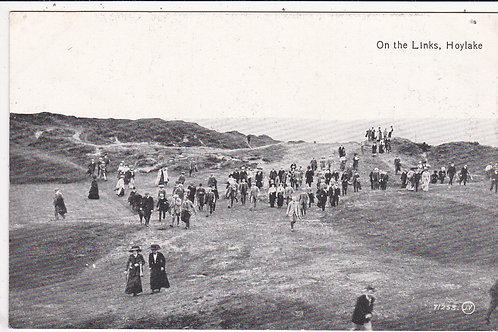 Hoylake.On the Links C.1913 Ref.501