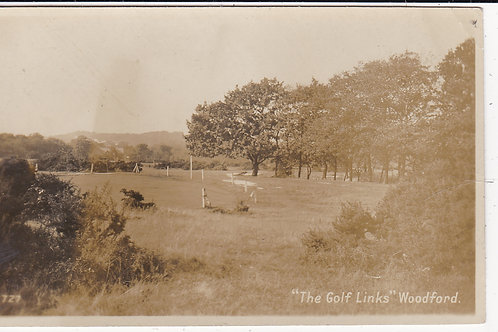 Woodford  Golf Links Ref.1353 C.early 1900s