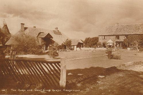 Chestfield Barn & Golf House Ref.2652 C.1910-14