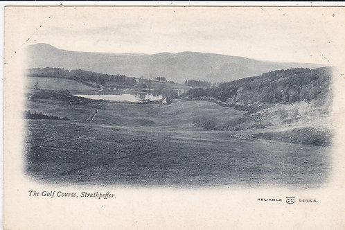 Strathpeffer Golf Links Ref.339 C.1902-04