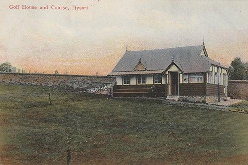 Dysart Golf Pavilion Ref.2725 C.9re 1908