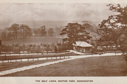 Heaton Park Golf Pavilion Ref.2445 C.Pre 1914