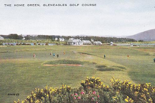 SOLD>Ref.589.Gleneagles Golf Links,Perth Ref 589.C.1920s
