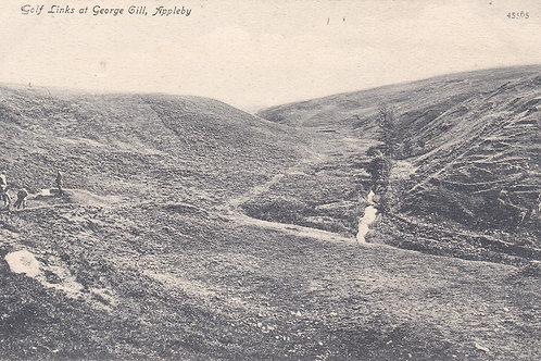 Appleby Golf Links,George Ghyll.Ref.132  C.1905