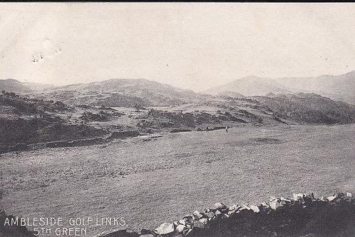 SOLD>Ref.1675.Ambleside Golf Course Ref.1675 C.1906