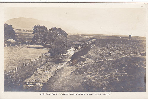 Appleby Golf Course, Ref 1219 C.Early 1900s