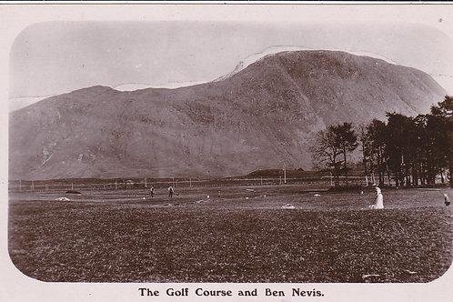 Fortwilliam Golf Course Ref 527
