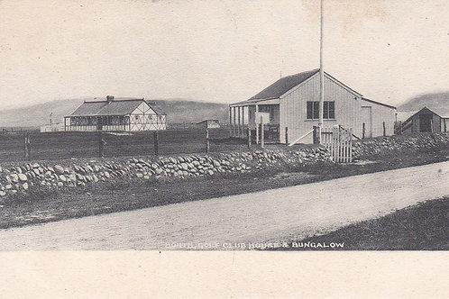 Borth Golf House & Bungalow C.Pre 1914 Ref.1138a
