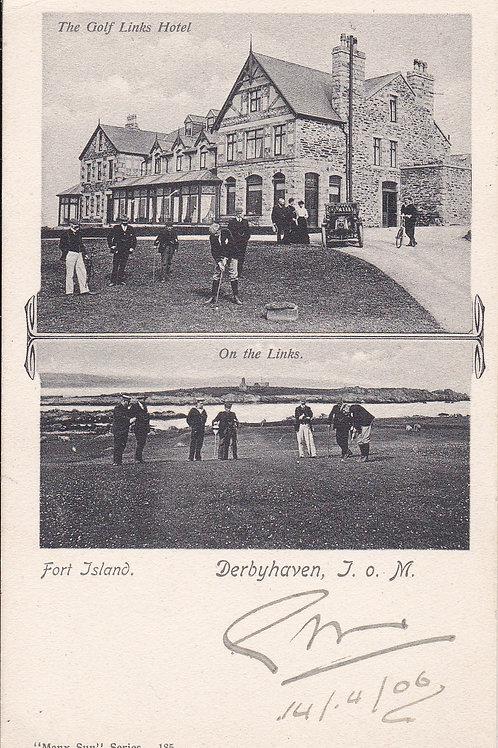 Castletown Golf Links & Hotel Ref.1758 C.1906