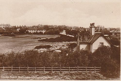 Cooden Beach Golf Links Ref.2326 C.1930-40