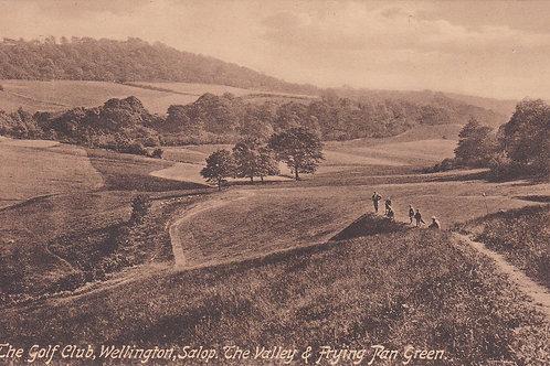 Wellington Golf Club Ref.1834 C.1913-17
