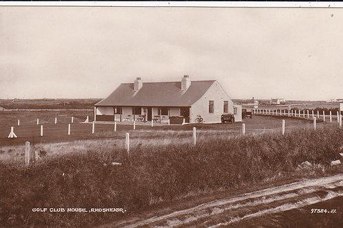 Rhosneigr Golf Pavilion,Ref.1051