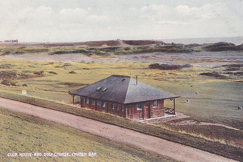 SOLD>Ref.124.Cruden Bay Golf Pavilion.Ref 124. C.Early 1900