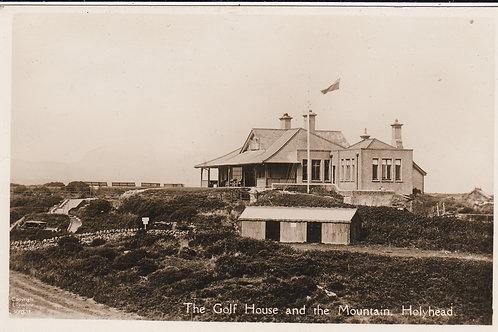 Holyhead Golf Club House C.1920-30 Ref.847